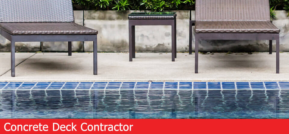 deck concrete contractor