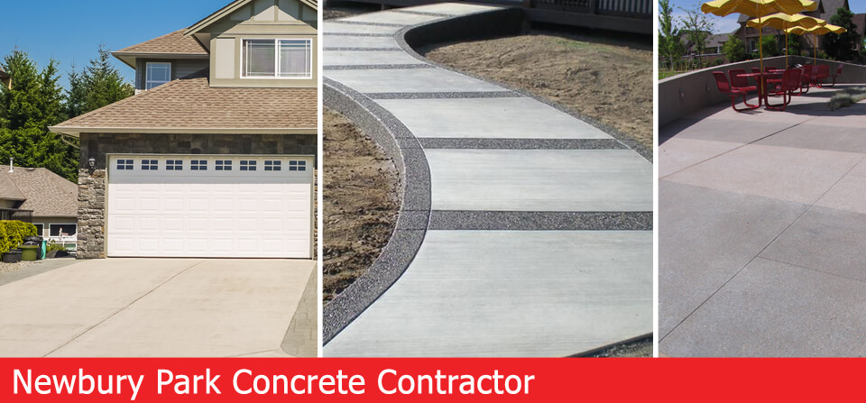 newbury park concrete contractor